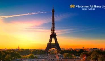 Ưu đãi đặc biệt - Vé máy bay từ Việt Nam đi châu Âu của Vietnam Airlines