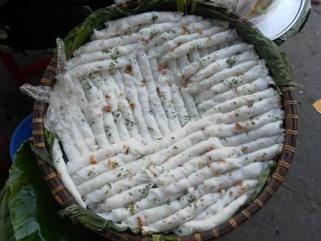 Du lich Nghe An - Đặc sản Bánh mướt
