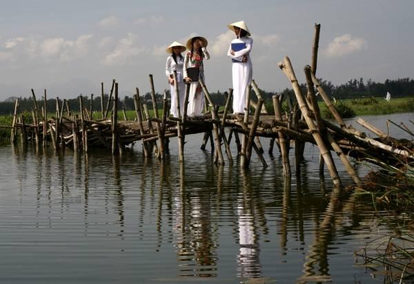 Du lich Viet Nam - Nón lá Việt Nam