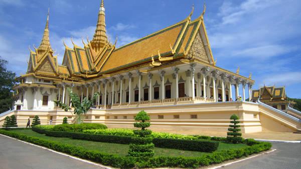 Du lịch Campuchia không cần visa.