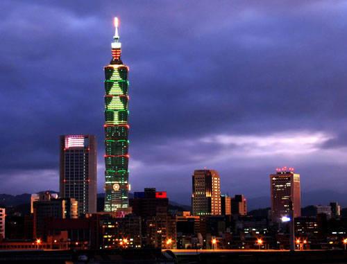 Du lịch Đài Loan không cần visa.