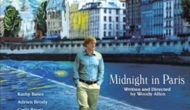 """Phim """"Midnight in Paris"""" - Nửa đêm ở Paris"""