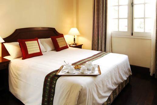 du lịch Đà Lạt - Khách sạn Du Parc Đà Lạt