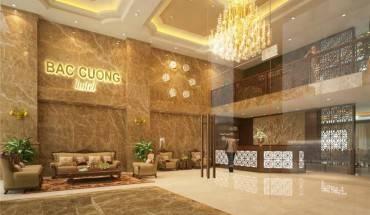Sảnh của khách sạn Ảnh: iVIVU.com