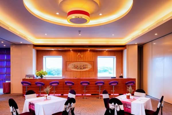 Khách sạn Ngọc Lan Đà lạt - Khu vực quầy Bar của khách sạn.
