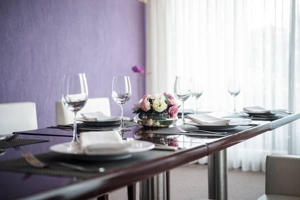 Khách sạn Ngọc Lan Đà Lạt  - Nhà hàng trang nhã theo phong cách Pháp.