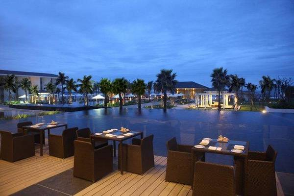 Khu nghỉ dưỡng Hội An Sunrise Beach