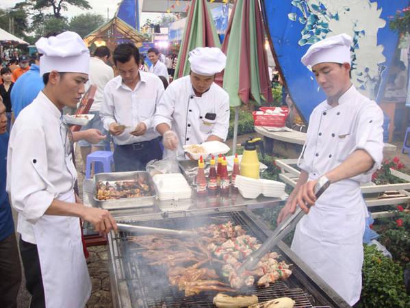 Du lịch Vũng Tàu - Lễ hội Ẩm thực phố biển Vũng Tàu 2014
