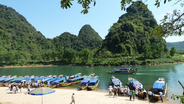 Du lịch Quảng Bình.
