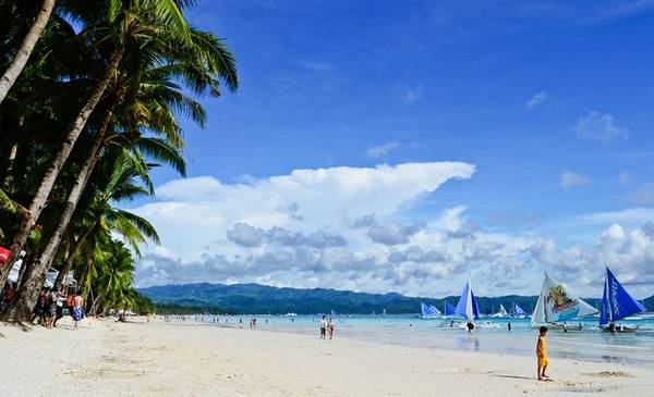 Du lịch Đông Nam Á - Du lịch đảo Boracay, Philippines