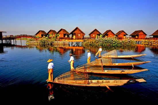 Du lịch Đông Nam Á - Du lịch Myanmar
