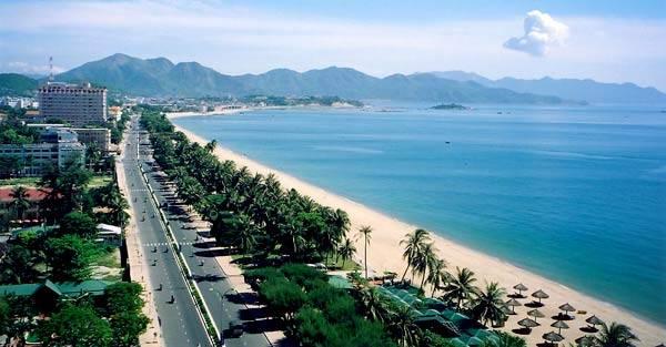 Nha Trang có rất nhiều bãi biển đẹp.