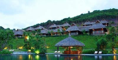 Khu nghỉ dưỡng Merperle Hòn Tằm Nha Trang