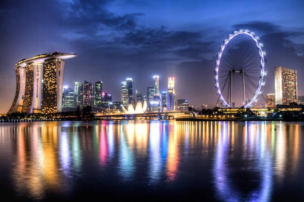 Du lịch Đông Nam Á - Du lịch Singapore