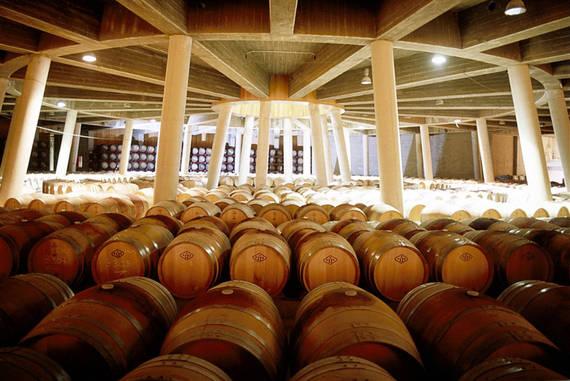 Nơi sản xuất rượu vang tốt nhất trên thế giới.