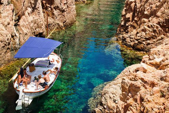 Tận hưởng phong cách sống Địa Trung Hải.