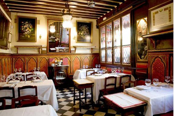 Nơi có nhà hàng lâu đời nhất trên thế giới.