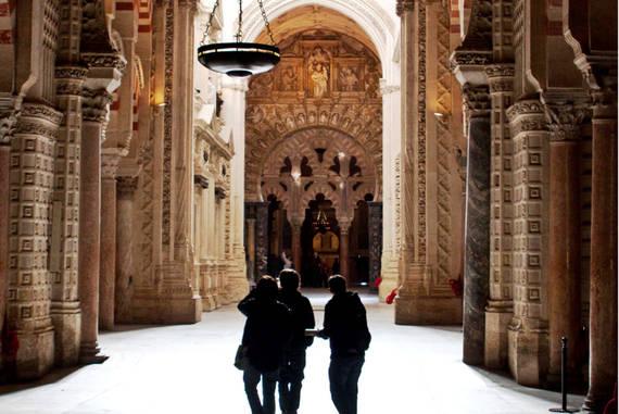 Nhà thờ Hồi giáo 1.000 năm tuổi.