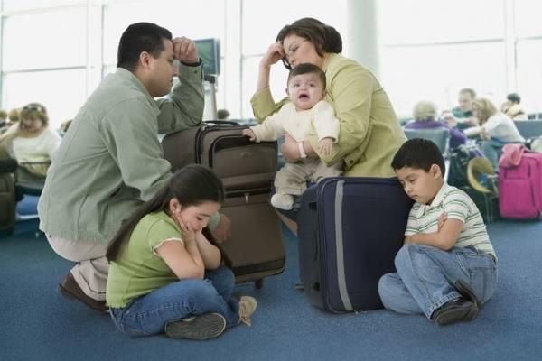 Mách bạn một số bí quyết để du lịch an toàn cùng trẻ nhỏ