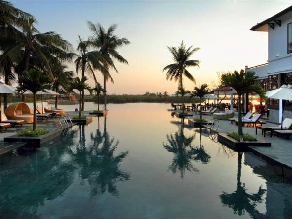 du lịch Hội An - Hội An Beach Resort