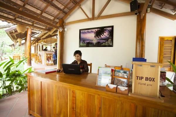 Trai nghiem khu nghi duong La Mer Phu Quoc xinh dep