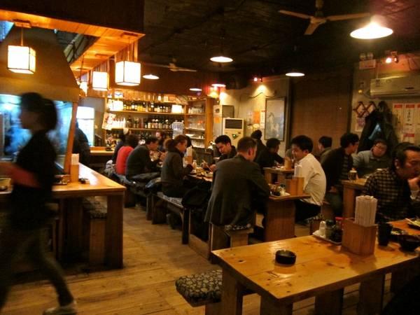 Du lich Nhat Ban - Nhà hàng Yakitori