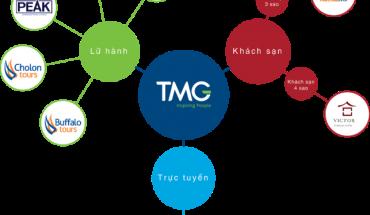 Hệ thống các công ty con của TMG.