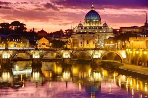 du lịch châu Âu - Thành phố Rome sẽ là vùng đất hấp dẫn đối với những người thuộc cung Xử Nữ.