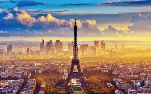 du lịch châu Âu - Kinh đô thời trang Paris đủ sức hớp hồn Sư Tử bởi vẻ tráng lệ và sang trọng của mình.