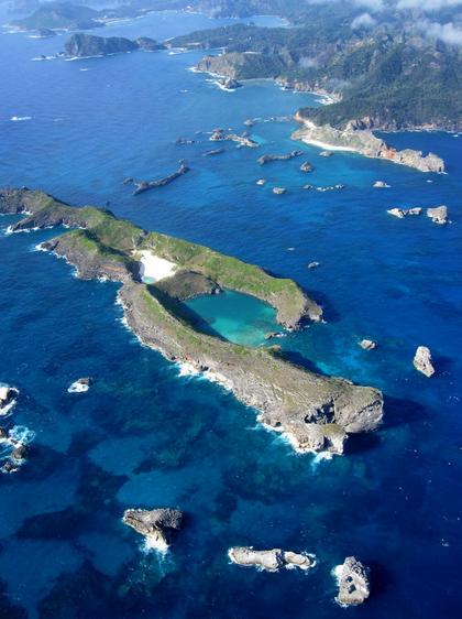 du lịch Nhật Bản - Quần đảo Ogasawara