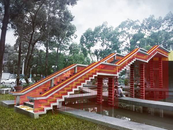 """Du lịch Sài Gòn - Tác phẩm """"Dạo bước Sài Gòn"""""""