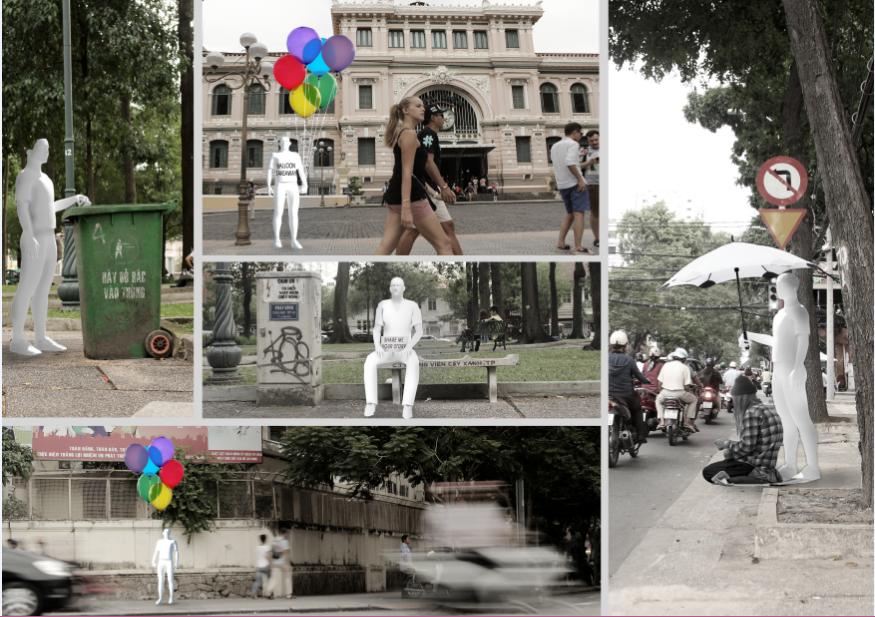"""Du lịch Sài Gòn - Tác phẩm """"Câu chuyện của những người cô đơn"""""""