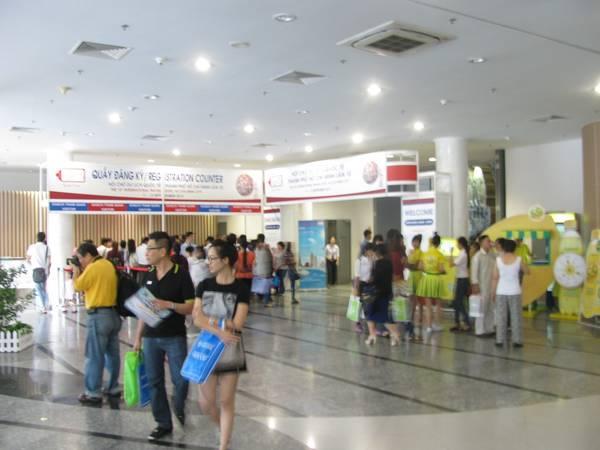 Du lịch Sài Gòn - Hội chợ du lịch quốc tế TP.HCM 2014