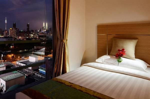 Khách sạn Malaysia - One-Stop Residence & Hotel