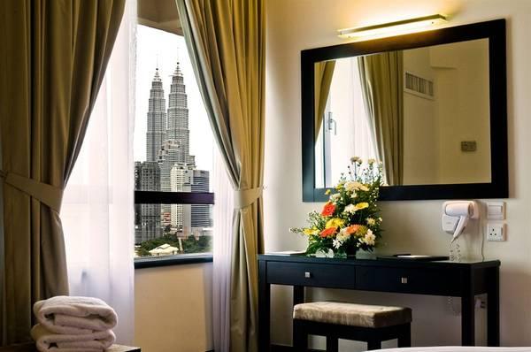 Khách sạn The Nomad Sucasa Malaysia.
