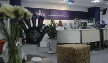 Văn phòng của iVIVU.com  cũng được trang trí theo đúng tinh thần I Dare - We Dare. Ảnh: iVIVU.com