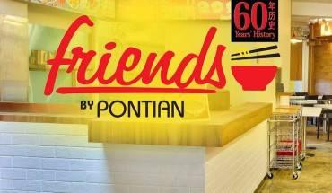 Pontian – Thương hiệu mỳ Singapore nổi tiếng với hơn 60 năm phát triển.