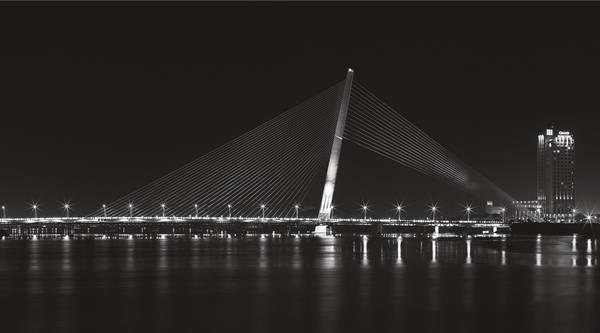 Du lịch Đà Nẵng - Kiến trúc độc đáo của cầu Trần Thị Lý