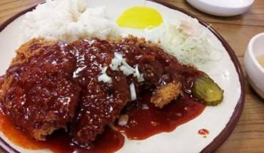 Donkassen và cà ri Hàn Quốc