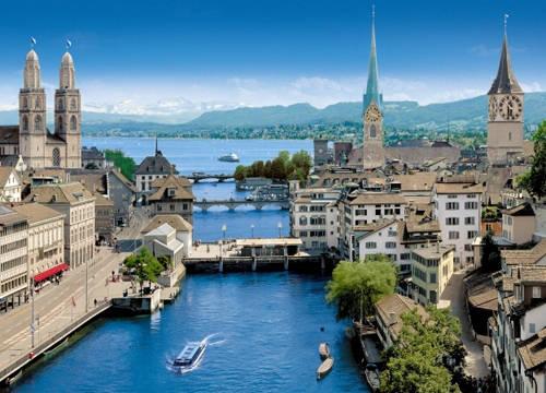 Du lịch Thụy Sĩ