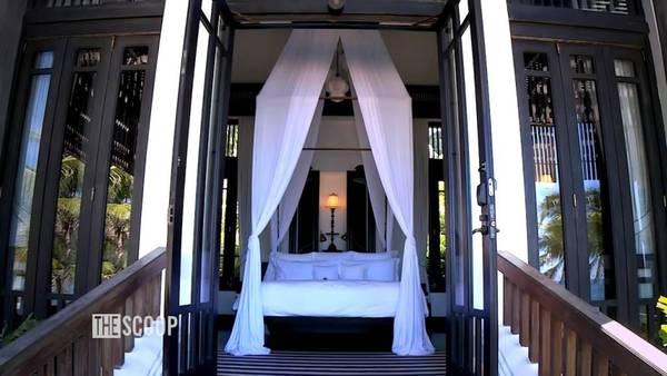 du lịch Đà Nẵng - Khung cảnh nên thơ của Intercontinental Danang Resort. Ảnh: Intercontinental Danang Resort.