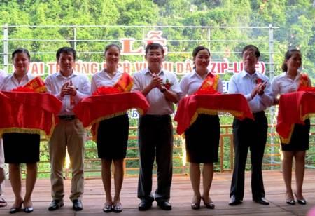 Du lịch Quảng Bình: Du lịch 'Zip-line' khám phá Phong Nha – Kẻ Bàng