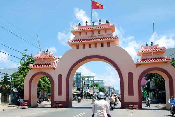 Du lịch Rạch Giá - Rạch Giá là trung tâm kinh tế quan trọng của tỉnh Kiên Giang. Ảnh cheapair.