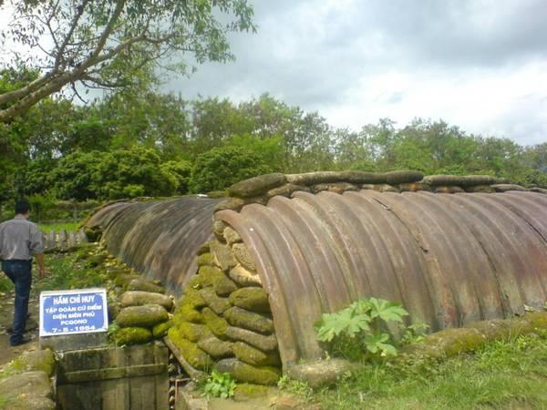 Du lịch Điện Biên - Điện Biên Phủ là địa danh gắn liền với những trận đánh lịch sử.