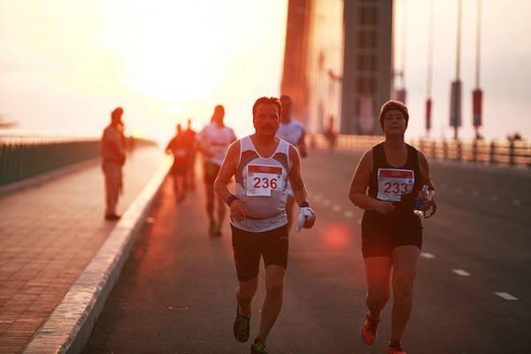 Cuộc thi Maraton quốc tế Đà Nẵng