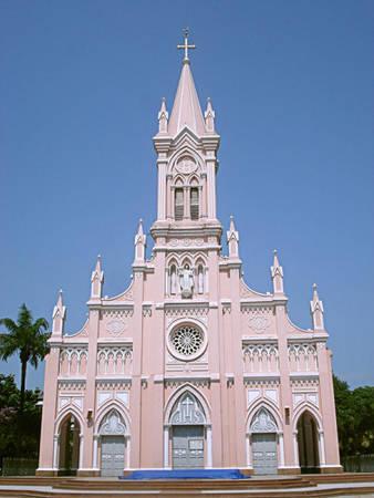Nhà thờ lớn Đà Nẵng.