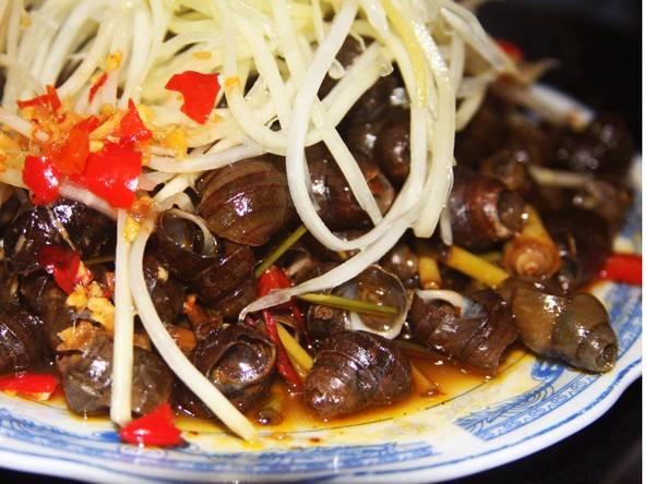 Các món ăn vặt ở Đà Nẵng.