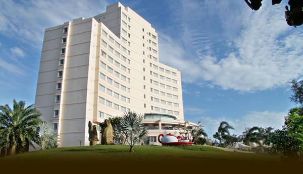 Khách sạn Park Diamond Phan Thiết thiết kế hiện đại.