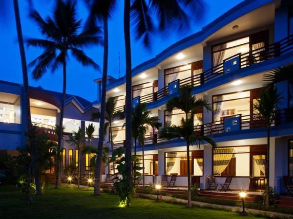 Khách sạn WindFlower Beach Boutique Mũi Né theo phong cách boutique nằm ngay sát bờ biển vịnh Mũi Né