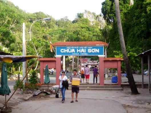 Du lịch Kiên Giang - Chùa Hải Sơn